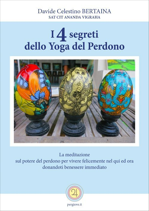 ebook i 4 segreti del perdono