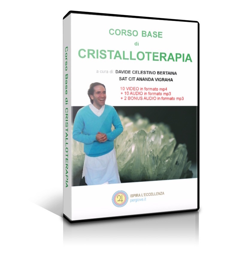Videocorso Base di Cristalloterapia