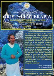 corso gratuito di cristalloterapia a torino