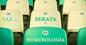 Numerologia a Pinerolo, Numerologia 9 Gennaio 2017, Numerologia a Torino Gennaio 2017