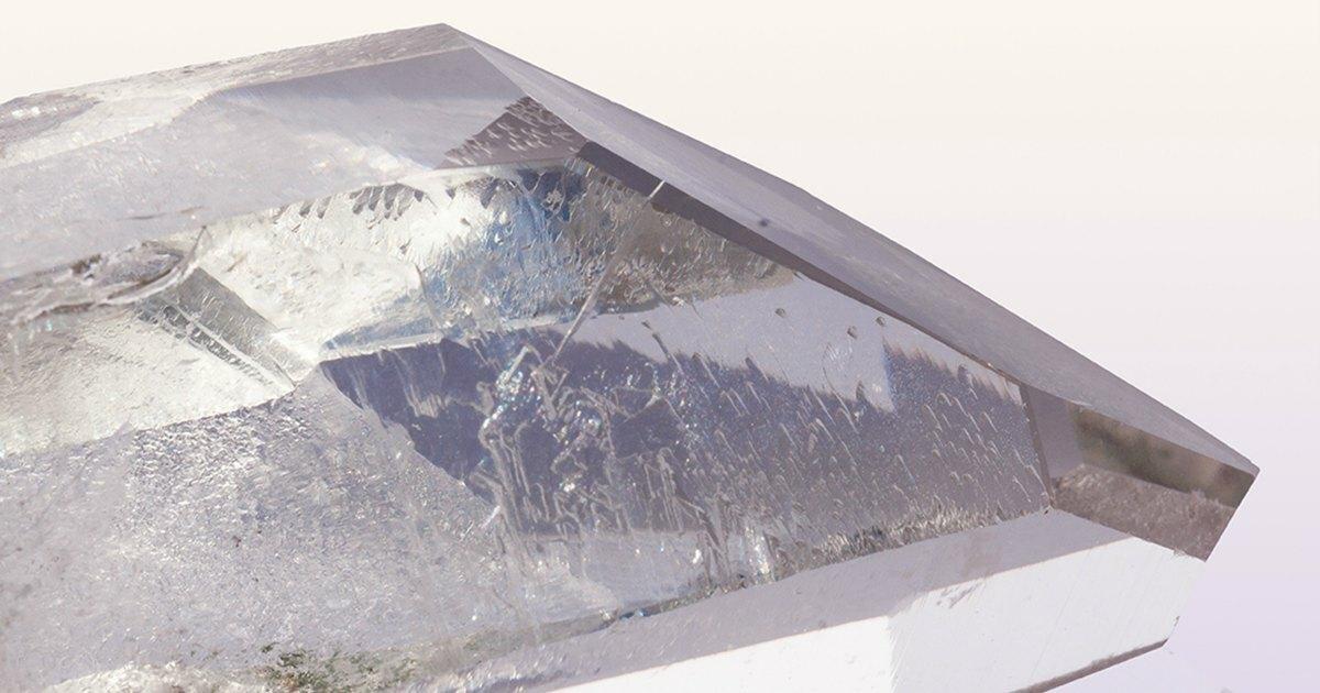 La cristalloterapia svelata in modo semplice