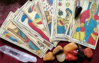 segreti dei tarocchi e della cartomanzia