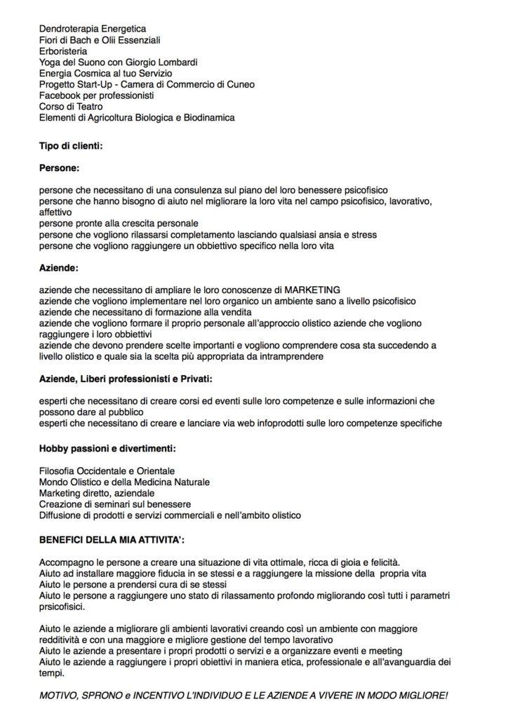 Cristalloterapia Davide Celestino Bertaina 2, Cristalloterapia, Corso di Cristalloterapia