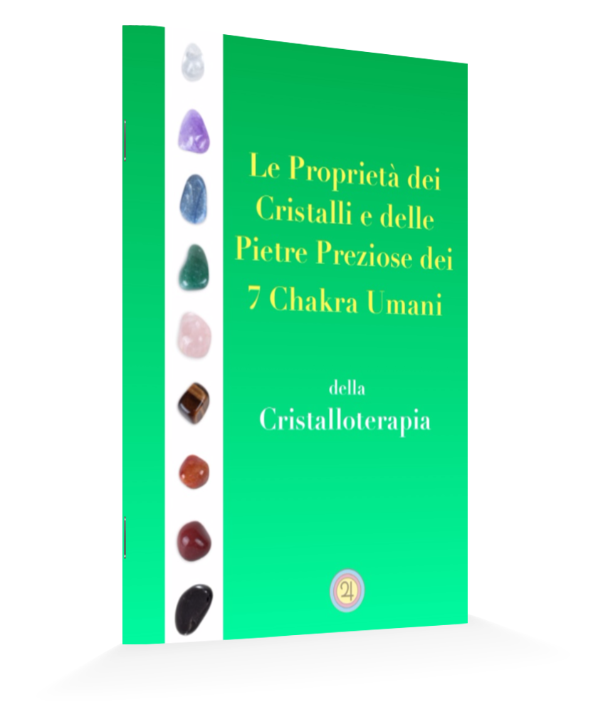 Sheda le Proprietà dei Cristalli dei 7 Chakra Umani Opt-In, Cristalloterapia, PerGiove.it