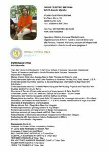 Cristalloterapia Davide Celestino Bertaina, Cristalloterapia, Corso di Cristalloterapia
