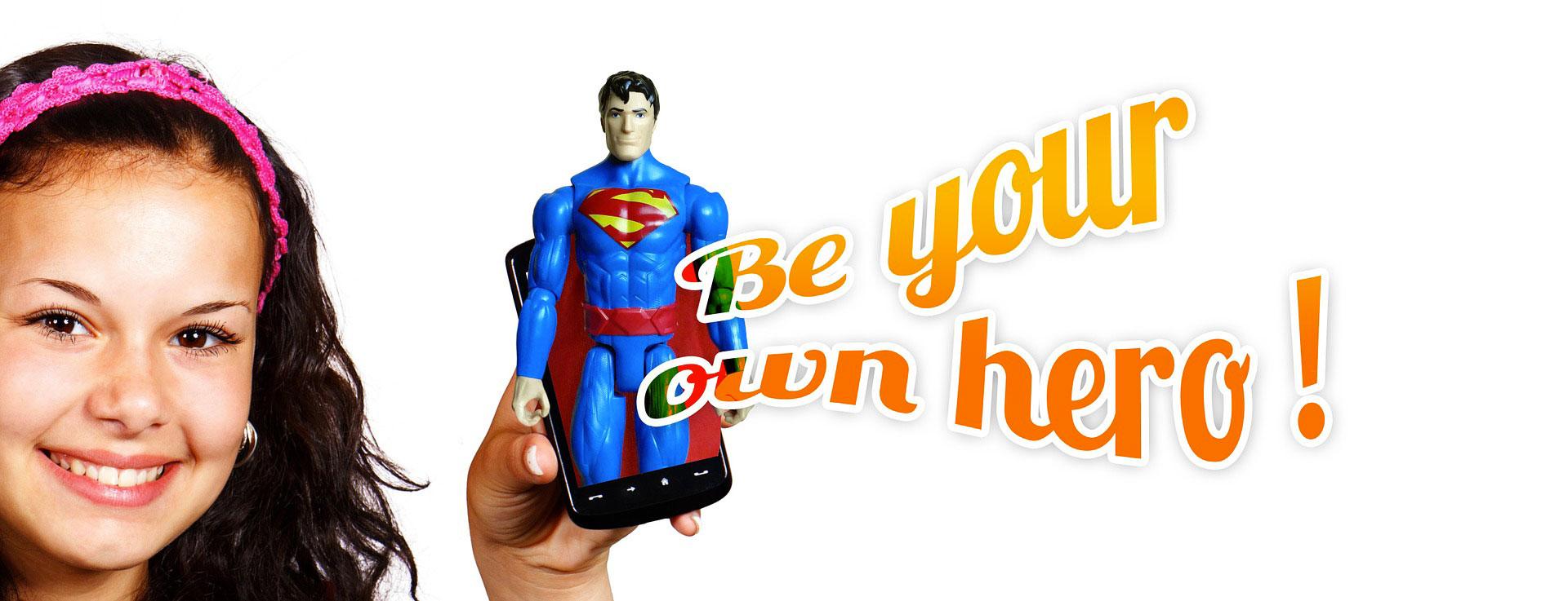 Essere il tuo eroe - www.pergiove.it