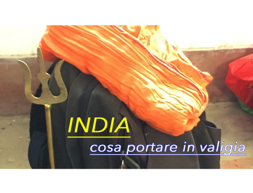 India cosa portare in valigia