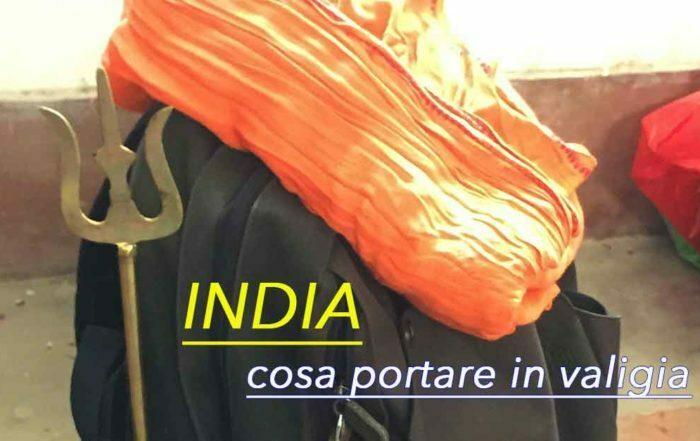 India cosa portare in valigia www.PerGiove.it