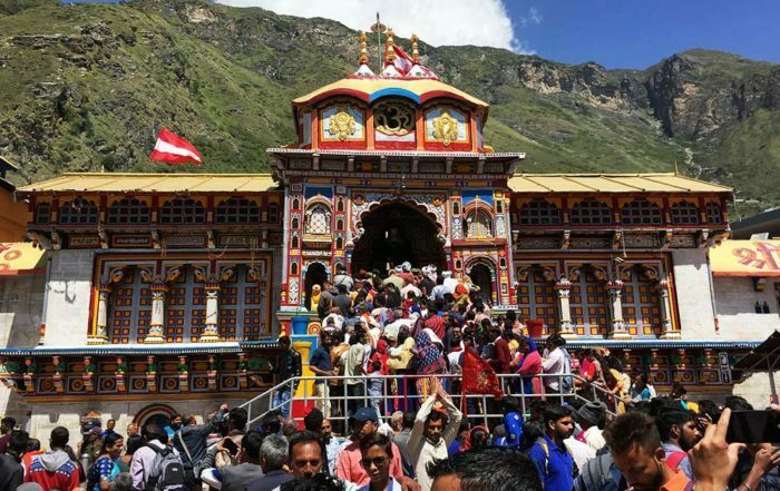 Viaggio Spirituale in India Badrinath www.pergiove.it