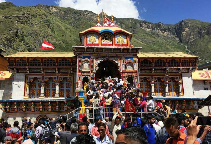 Viaggio Spirituale in India Badrinath www.pergiove.it