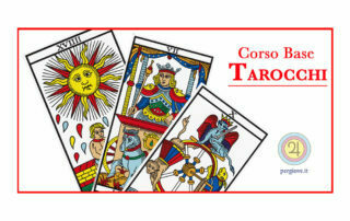 Corso di Tarocchi Livello Base - www.pergiove.it