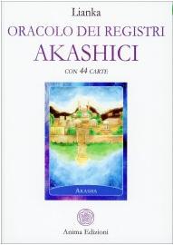 Registri Akashici Libri - Oracolo dei Registri Akashici