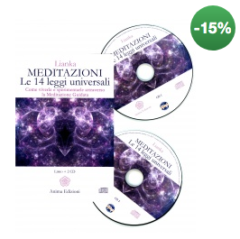 Registri Akashici Libri le 14 Meditazioni Audio Cd
