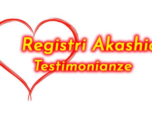 Registri Akashici Testimonianze sulla sensazione di Amore