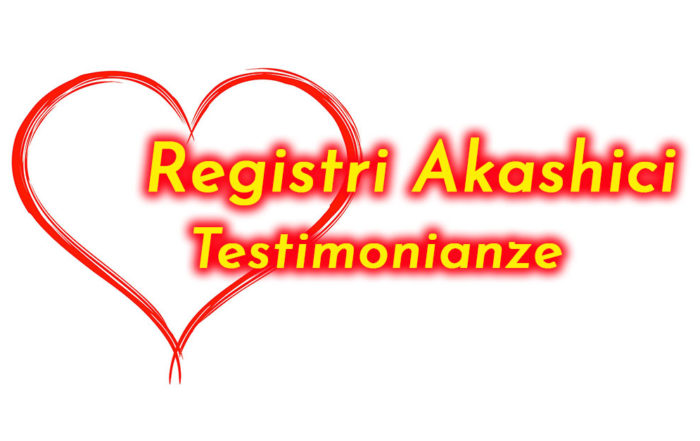 Registri Akaschici Testimonianze - www.pergiove.it