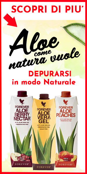 Forever Living PerGiove.it