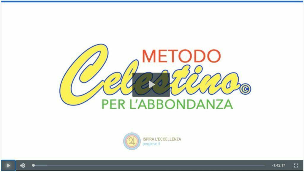 Testimonianza Luca Bonetto Metodo Celestino