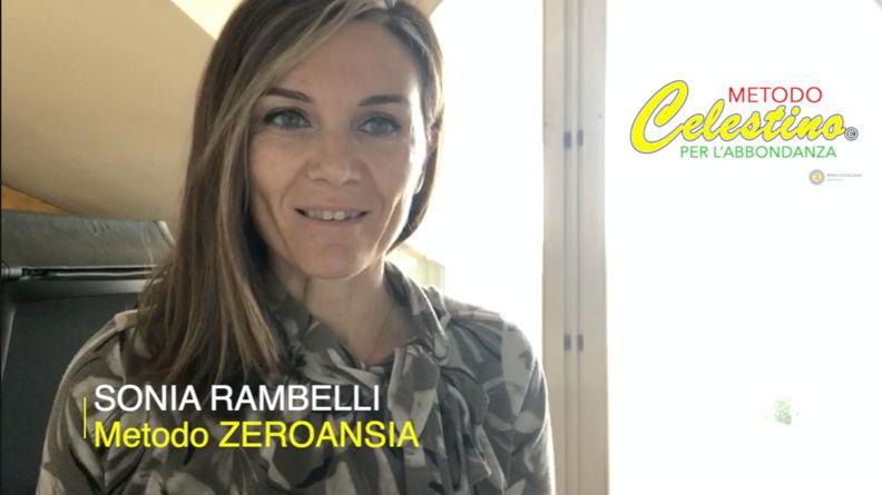 Testimonianza di Sonia Rambelli sul Metodo Celestino